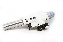 Газовая горелка с пьезоподжигом KLL-8808 Белый 1em002956, КОД: 897623