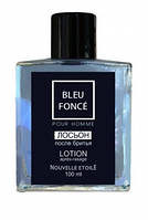 Лосьон после бритья Новая Заря Темно-синий Bleu Fonce 100 мл, КОД: 1090058