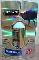 Массажное масло с жиром страуса Hemani 50 мл, фото 1