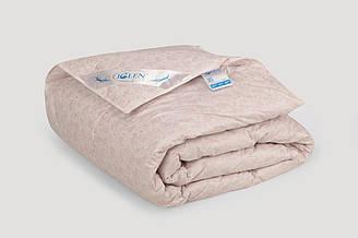 Одеяло IGLEN Roster 70 пух и 30 мелкое перо Зимнее 200х220 см Светло-розовый 2002202, КОД: 141897
