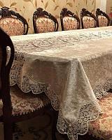 Бархатна скатерка Selin 160/350 (є розміри), фото 1