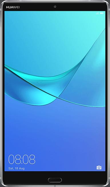 "Планшет Huawei MediaPad M5 8.4"" 4/32Gb WiFi (SHT-W09) Space Gray"