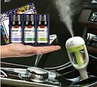 Набор аромамасел водорастворимых для увлажнителя воздуха 3 шт. Водорастворимые добавки для увлажнителя, фото 2