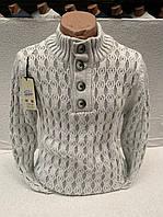 Классический теплый свитер