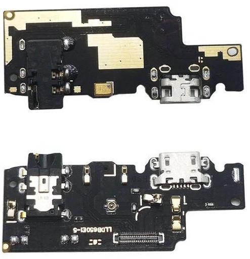 Плата Xiaomi Redmi Note 5 коннектора зарядки