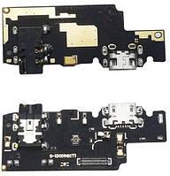 Плата Xiaomi Redmi Note 5 конектора зарядки