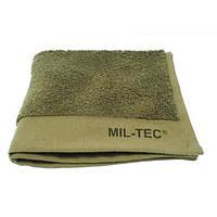 Полотенце Mil-Tec Армейское110*50 cm., 100% Cotton  (16011001)