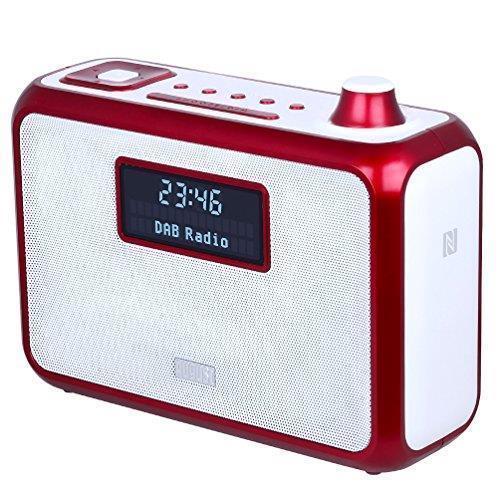 Портативная колонка August MB400R DAB FM MP3 NFC