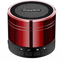 Портативная колонка EasyAcc LX-839 Mini Portable 3Вт Bluetooth с микрофоном КРАСНАЯ, фото 1