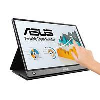"""Портативный сенсорный монитор ASUS ZenScreen MB16AMT 15.6"""" IPS (90LM04S0-B01170)"""
