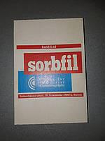 Пластины SORBFIL ПТСХ-П-В-УФ, 10х10 см