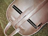 (34*25)Женский рюкзак искусств кожа качество городской спортивный стильный Популярный опт, фото 6