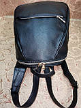 (34*25)Женский рюкзак искусств кожа качество городской спортивный стильный Популярный опт, фото 9