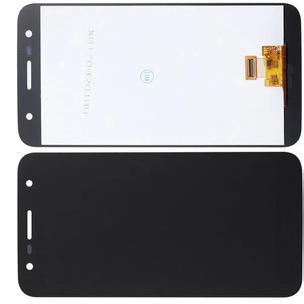 LG K10 Power 2 M320g X500 X  дисплей в зборі з тачскріном модуль чорний
