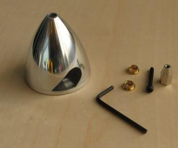 Спиннер пропеллера 38 мм