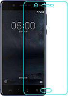 Защитное стекло TOTO Hardness Tempered Glass 0.33 mm 2.5D 9H для Nokia 5 Dual SIM Прозрачное 5220, КОД: 1172946