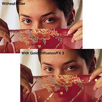 Светофильтр Tiffen 62GDFX5 Gold Diffusion 5 62mm, фото 1