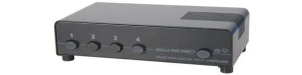 Селектор AV LINK AD-SPK14 (распределитель) стерео сигнала