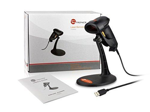 Сканер штрихкода TaoTronics TT-BS003 USB с подставкой