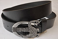 Кожаный  ремень Just Cavalli