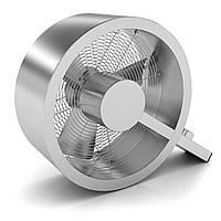 Stadler Form Вентилятор Q Brushed metal, фото 1