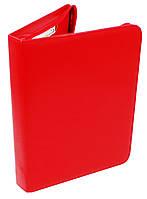 Папка AMO из искусственной кожи А4 Красный SSBW02 red, КОД: 1189914