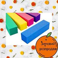 Баф для ногтей (цвета в ассортименте)