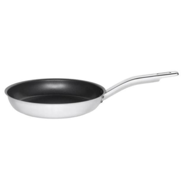 Сковорода Fiskars Functional Form, ? 26 см, для индукционных плит, нержавеющая сталь (1015330), Ф