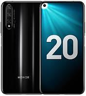 "Смартфон Honor 20 6/128GB 6.26"" Midnight Black, фото 1"
