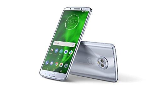 Смартфон Motorola Moto G6 Plus XT1926-3 4/64GB Dual Sim Silver