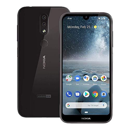 Смартфон Nokia 4.2 3/32GB Black