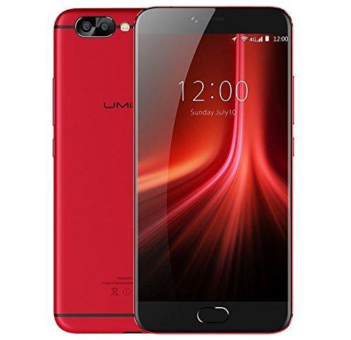 "Смартфон UMIDIGI Z1 Pro 6/64GB 5,5"" RED"