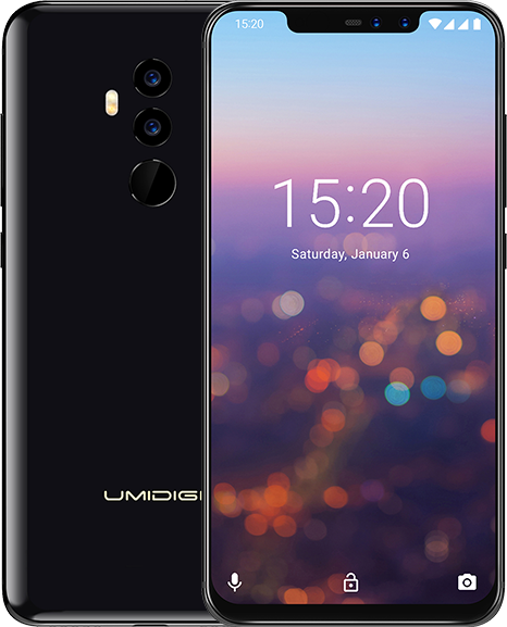 "Смартфон UMIDIGI Z2 Pro 6/128GB 6.2"" Luxury Ceramic"