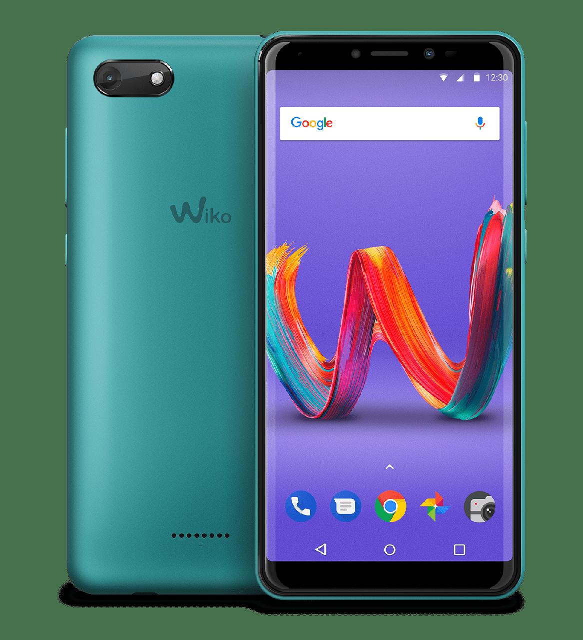 "Смартфон Wiko View 2 Go W-P220 2/16Gb 5,93"" Dual Sim DEEP BLEEN"
