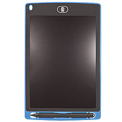 Графический планшет Lesko LCD Writing Tablet 8.5 для рисования с стилусом Blue 2679-9111а, КОД: 1073693