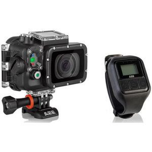 "Спортивная экшин-камера AEE MagiCam S71T plus UltraHD 4K, пульт ДУ, съемный LCD 2"""