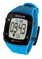 Спортивные часы Sigma Sport ID.Run HR GPS(пульсометр,шагомер) (24910) Blue, фото 1