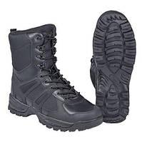 Тактические ботинки (берцы) MIL-TEC Generation II Black (12829002) размеры: 40-46