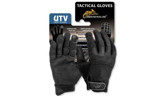 Тактические перчатки Helikon Urban Tactical Vent Gloves XXL RK-UTV-PU-01 (RK-UTV-PU-01  XXL)