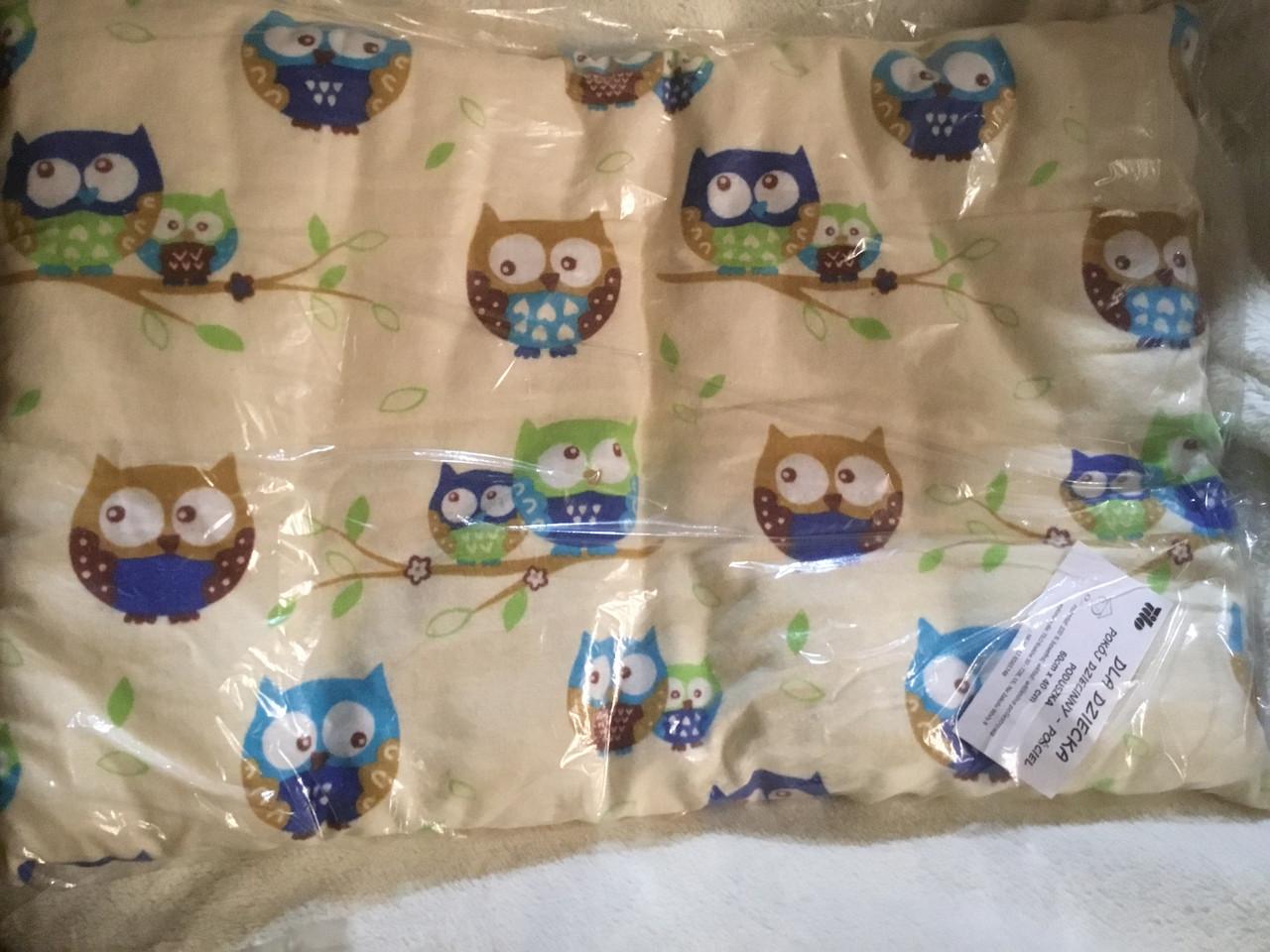 Подушка для младенцев Tilo Польша  40*60 см