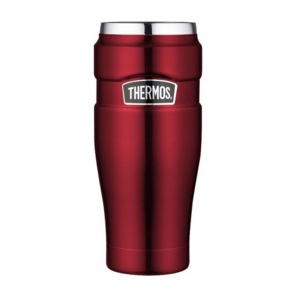 Термокружка Thermos Stainless King Travel Tumbler, Red, 470 ml  (160021)