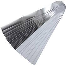 Бумага для Бумажного Шоу Бело-Серебряные Премиум