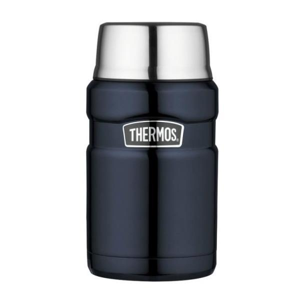 Термос Thermos Stainless King Food Flask, Midnight Blue 710 ml  (173030)