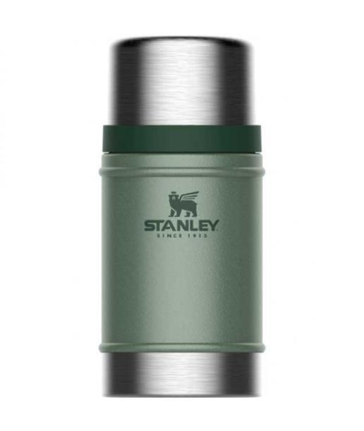 Термос для обедов STANLEY Classic 0,7 l LEGENDARY  (10-07936-003) зеленый