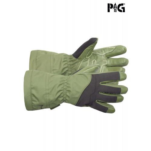 Термоперчатки зимние полевые P1G-Tac® PCWG - Олива