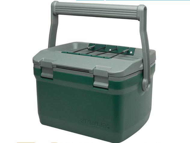 Термоящик зелёный 6,6L ADVENTURE Stanley (Стенли) (10-01622-038)