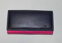 Женский кожаный кошелек Dr. Bond (WR46 фиолетовый)