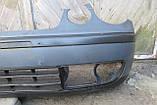 Бампер передний для Volkswagen Polo 4, 2001-2005, 6Q0805903, фото 5