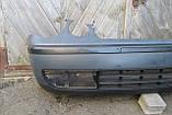 Бампер передний для Volkswagen Polo 4, 2001-2005, 6Q0805903, фото 3