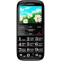 Мобильный телефон Sigma Comfort 50 Slim 2 Black